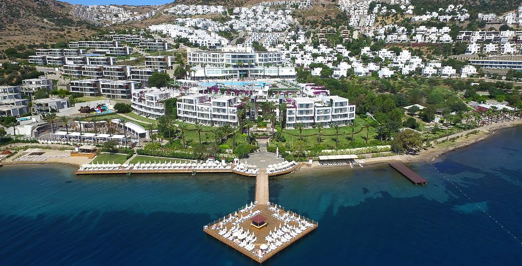 Baia Hotel Bodrum 5* with Voyage Privé