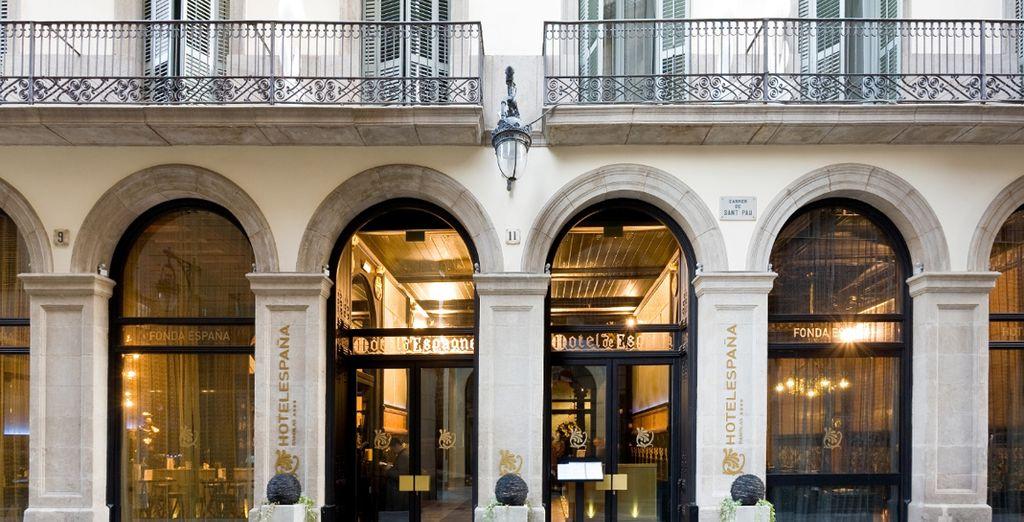 B Hotel Barcelone Avis