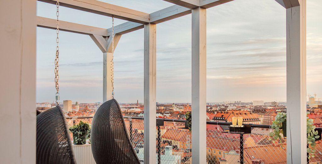 Blique by Nobis 4* - city break in Stockholm