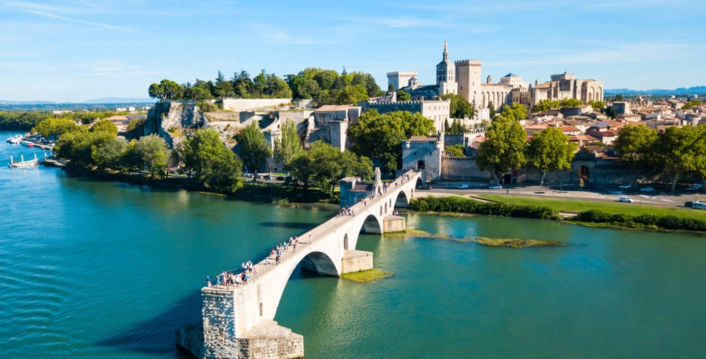 Holidays south of france : avignon