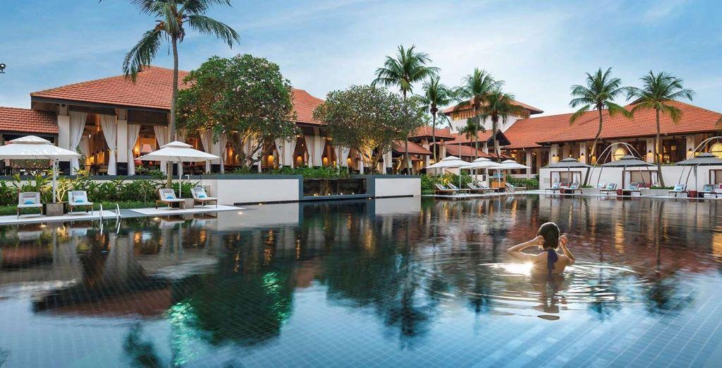 Sofitel Singapore Sentosa Resort & Spa 5* avec Voyage Privé