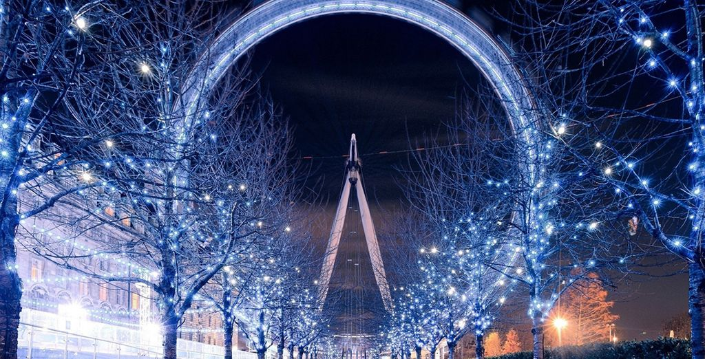 When London becomes simply magical