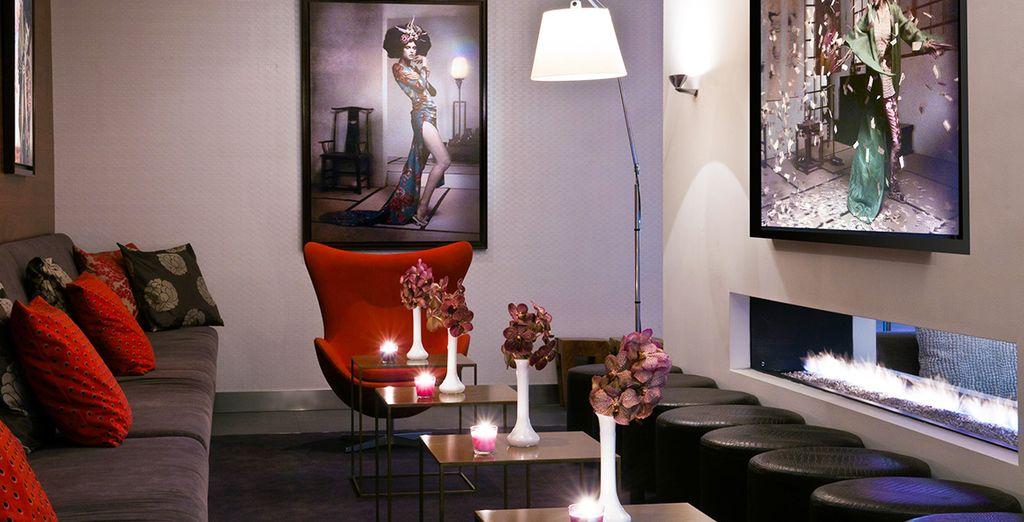 A sleek design hotel - Park Hotel Amsterdam 4* Amsterdam
