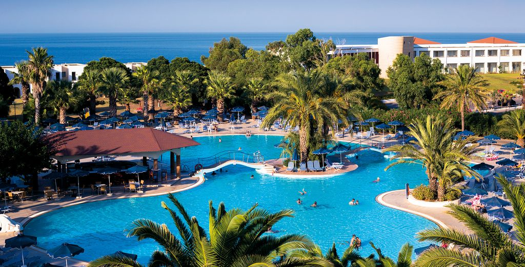 The relaxing holiday you've been waiting for - Kresten Palace 4* Kallithea