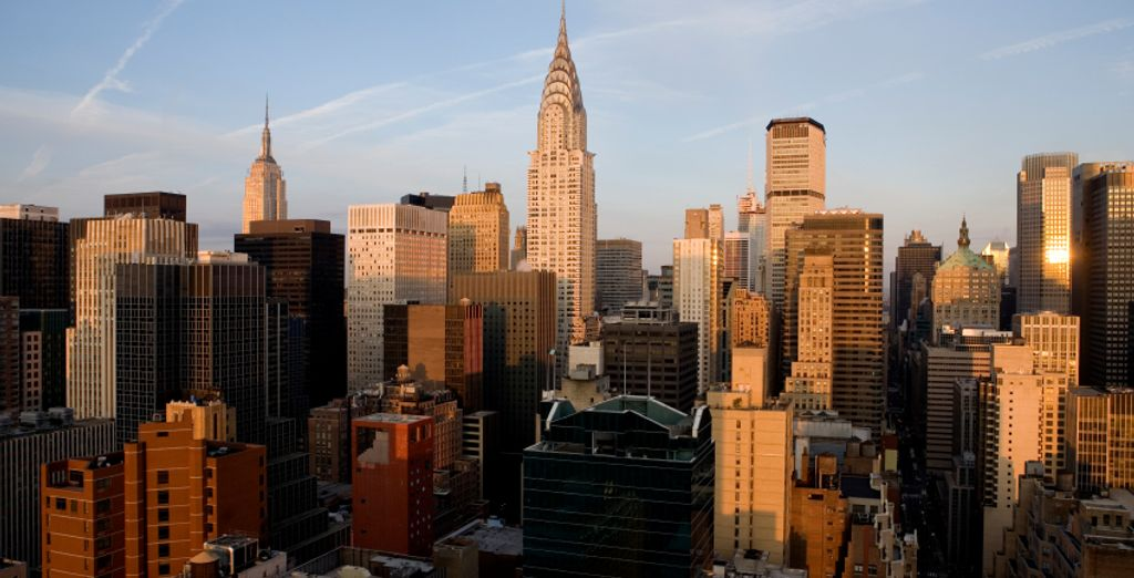 Welcome to The Big Apple! - Gansevoort Meatpacking 4* New York