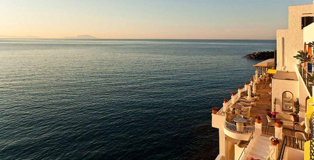 The beauty of Miramare - Miramare Sea Resort & Spa**** - Ischia - Italy Ischia