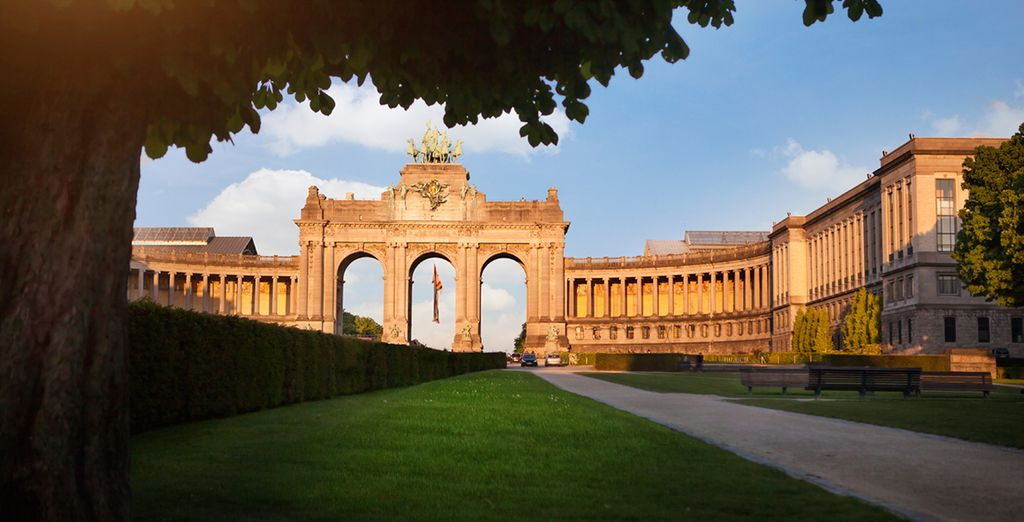 Discover Brussels this summer