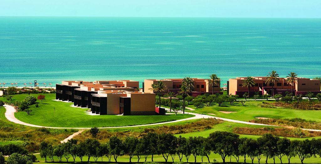 Located right on the seafront - Rocco Forte Hotels - Verdura Resort 5* Sciacca