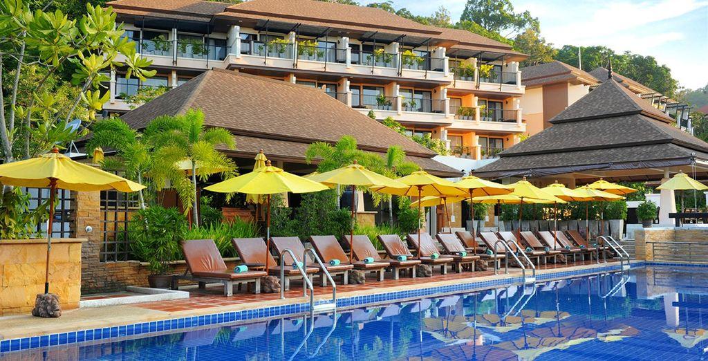 4* Aonang Cliff Beach Resort
