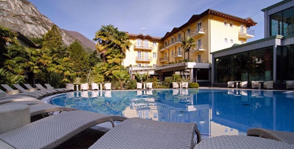 - Villa Nicolli**** - Lake Garda - Italy Lake Garda