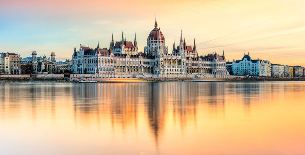 Discover the beauty of Budapest!