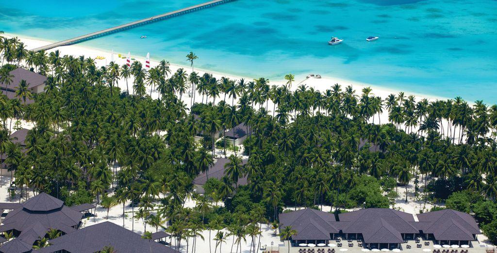 Retreat to an idyllic, top class destination