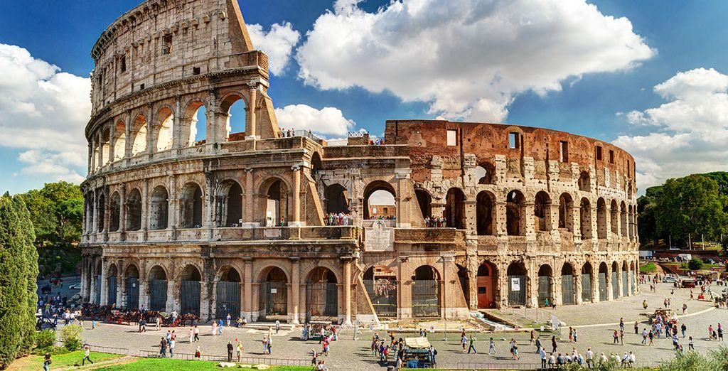 Discover Roman Culture during a stay in Italy