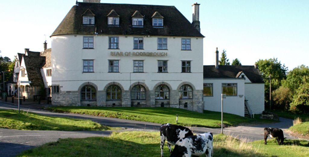 - Bear of Rodborough Hotel*** - Stroud - England Stroud
