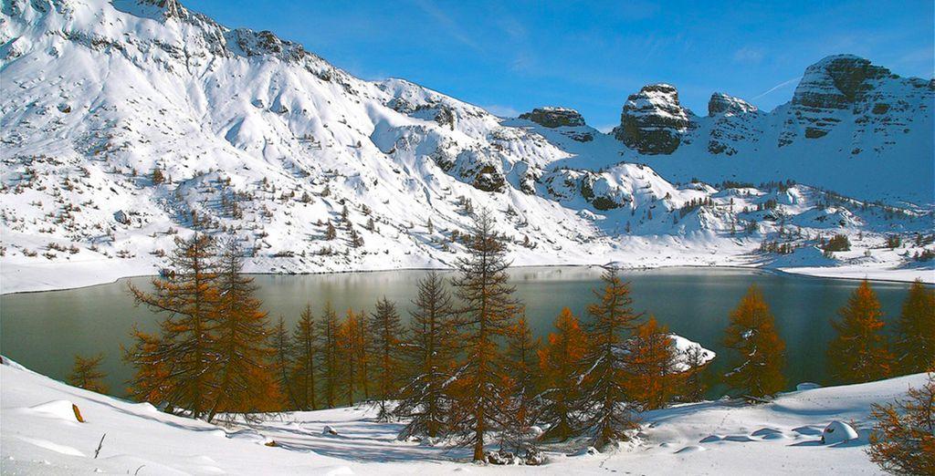 Last Minute Ski Resort : Italy, Alps