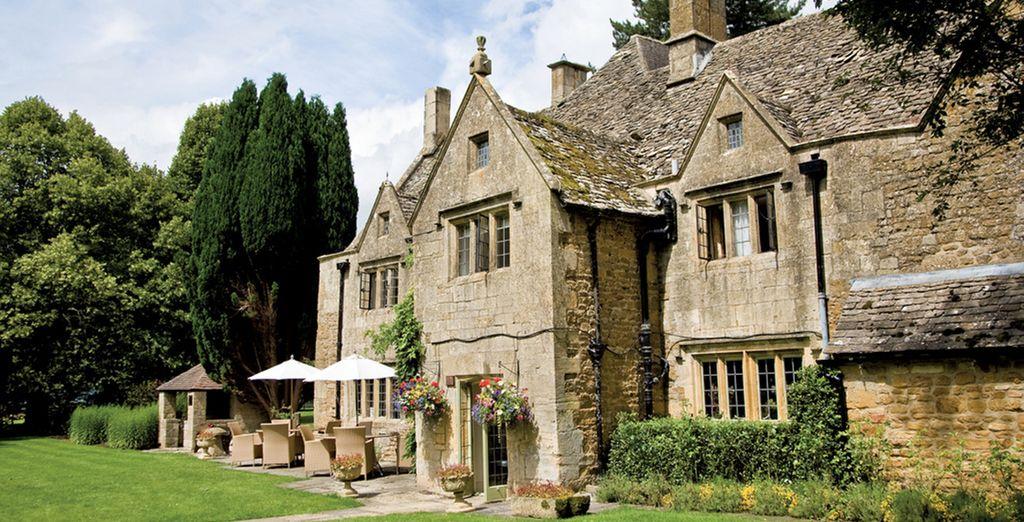 Charingworth Manor 4*