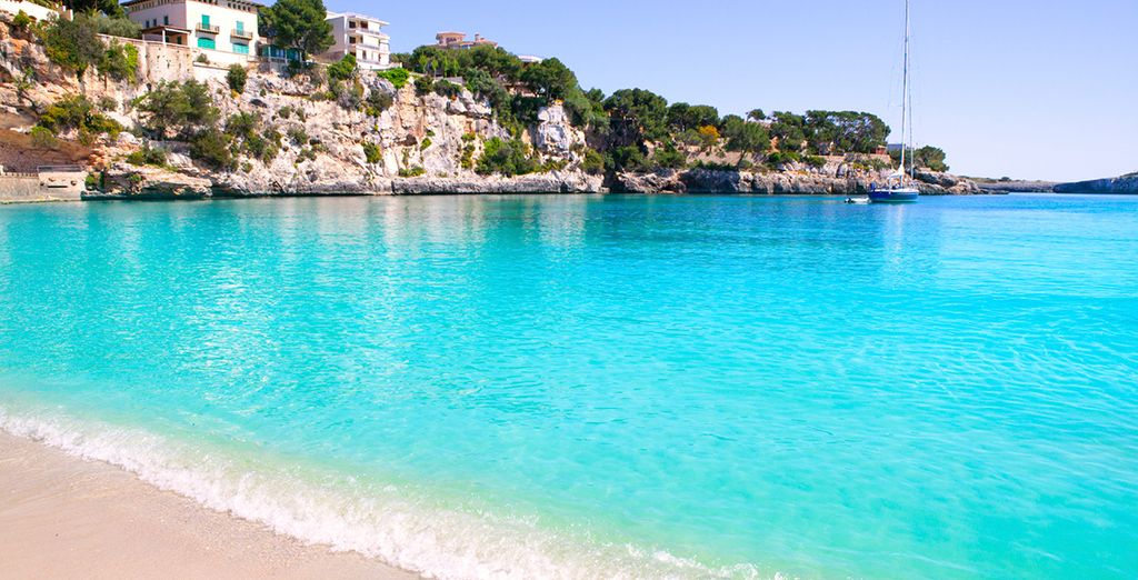 Sunny vacations on the best beaches of Mallorca