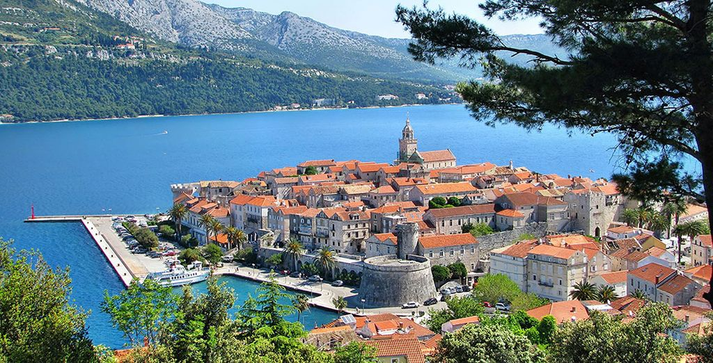 ...Discover the beauty of Croatia...