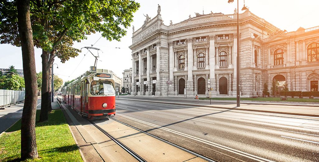 Steeped in culture, Vienna is an excellent place to visit for its art and music
