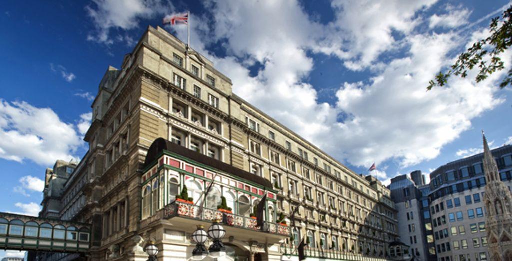 - The Guoman Hotel Charing Cross**** - London - England London