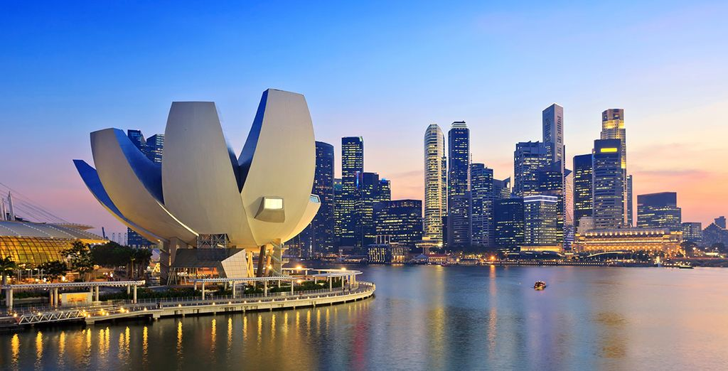 Begin in Singapore