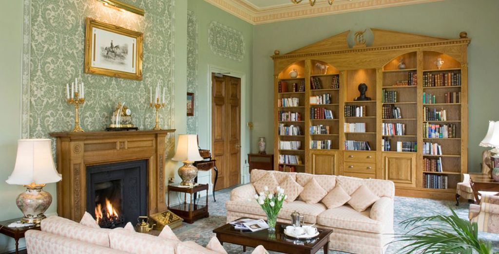 A lovely country house full of character