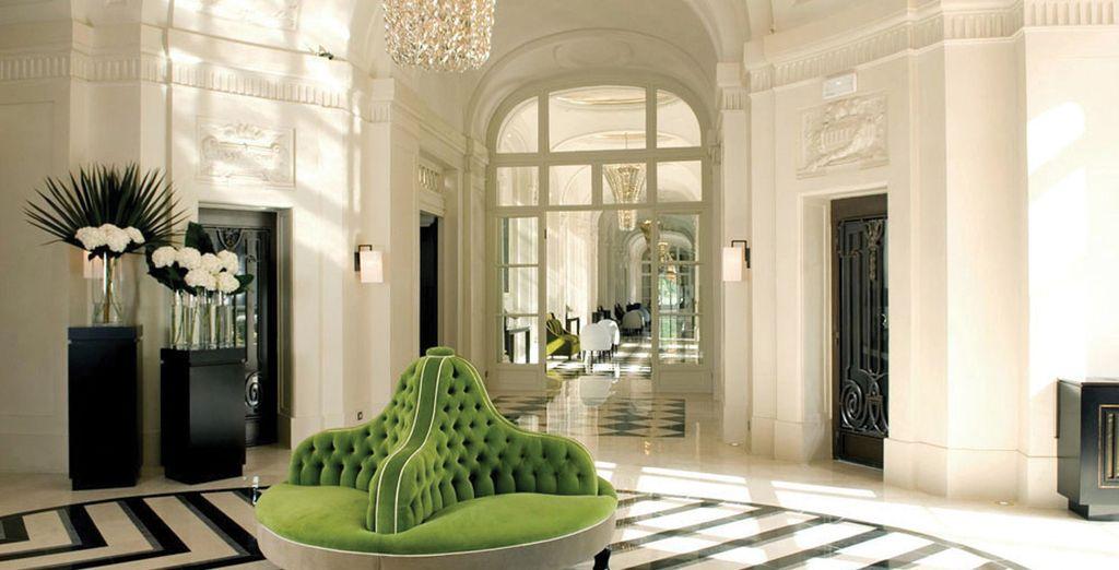 Discover this lavish hotel