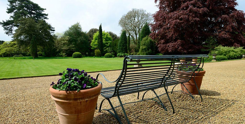 Discover Ickworth National Trust Parkland