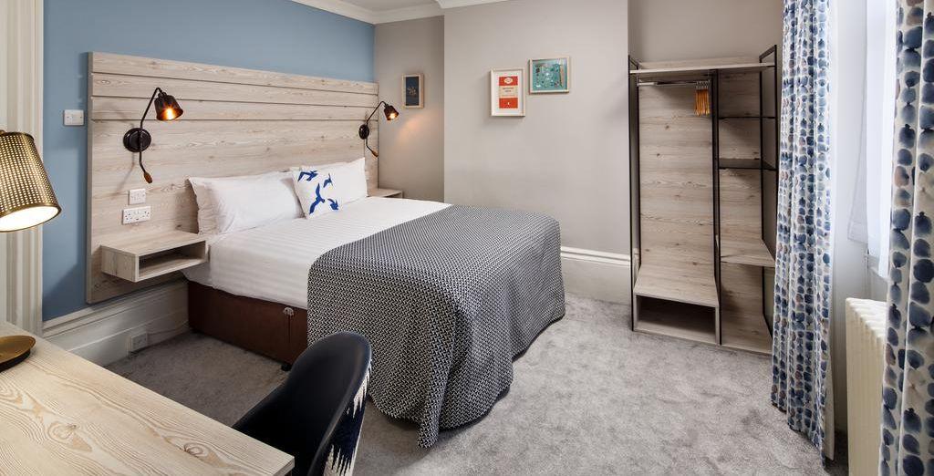 Mercure Brighton Seafront Hotel 4* - Hotel in Brighton