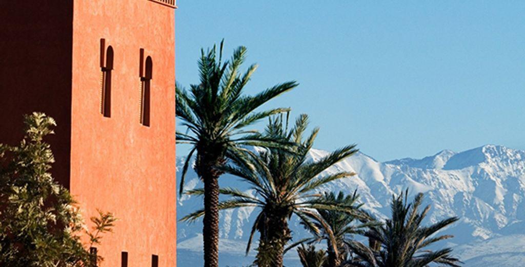 - Kenzi Menara***** - Marrakech - Morocco Marrakech