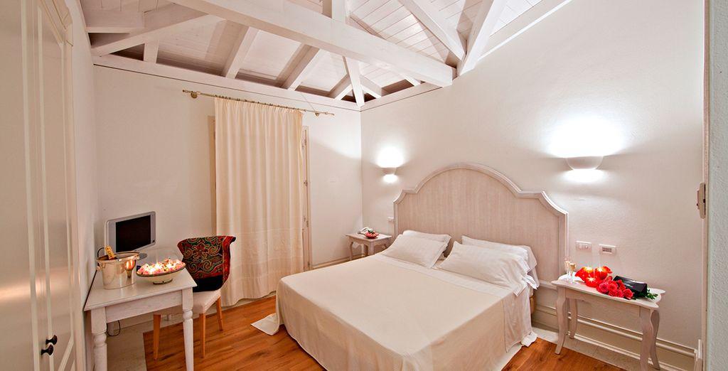 Stay in a Classic Room - Hotel Tarthesh**** - Sardinia - Italy Sardinia