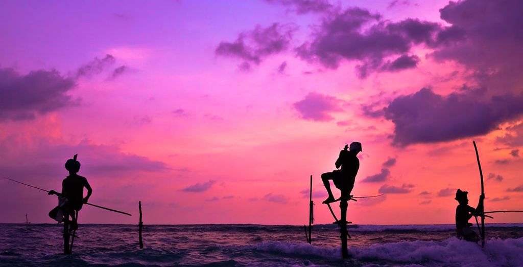 Discover the raw natural beauty of Sri Lanka