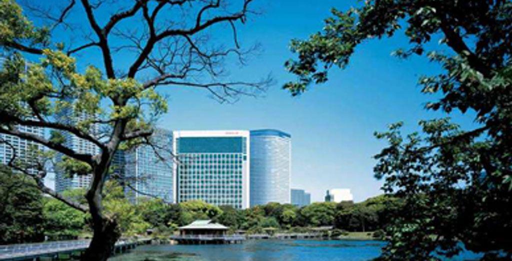 - Conrad Tokyo by Hilton***** - Tokyo - Japan Tokyo