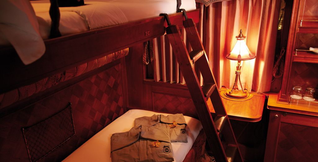 Enjoy your accommodation while traveling