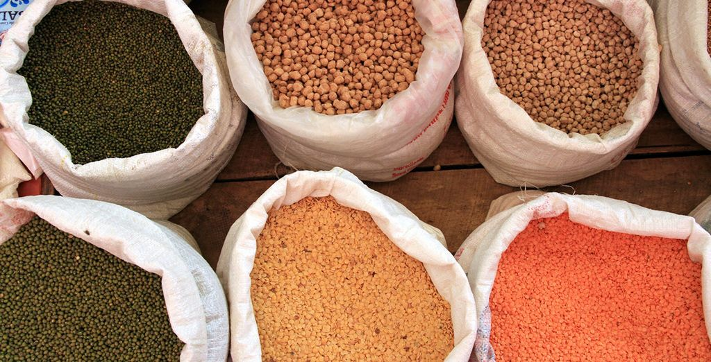 A land of fragrant spices and natural beauty