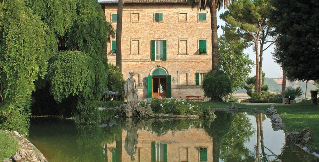 Borgo Storico Seghetti Panichi 4* - Borgo Storico Seghetti Panichi 4* Castel di Lama