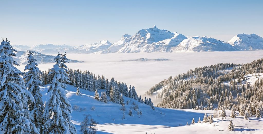 The Best Places to Ski in March : France