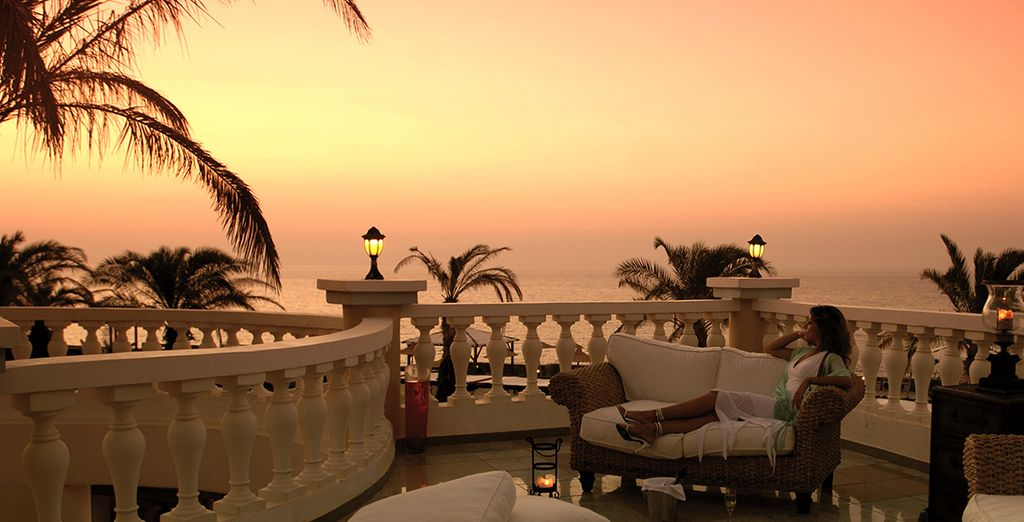 And watch the sun set on this dreamy holiday....
