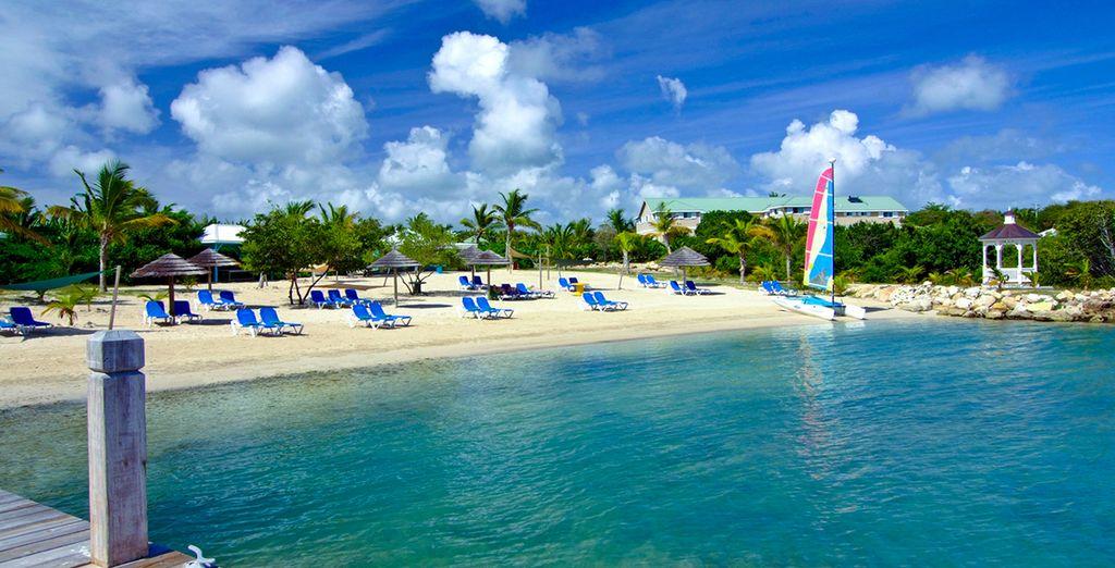 Escape to beachfront luxury - The Verandah Resort and Spa 4* Antigua