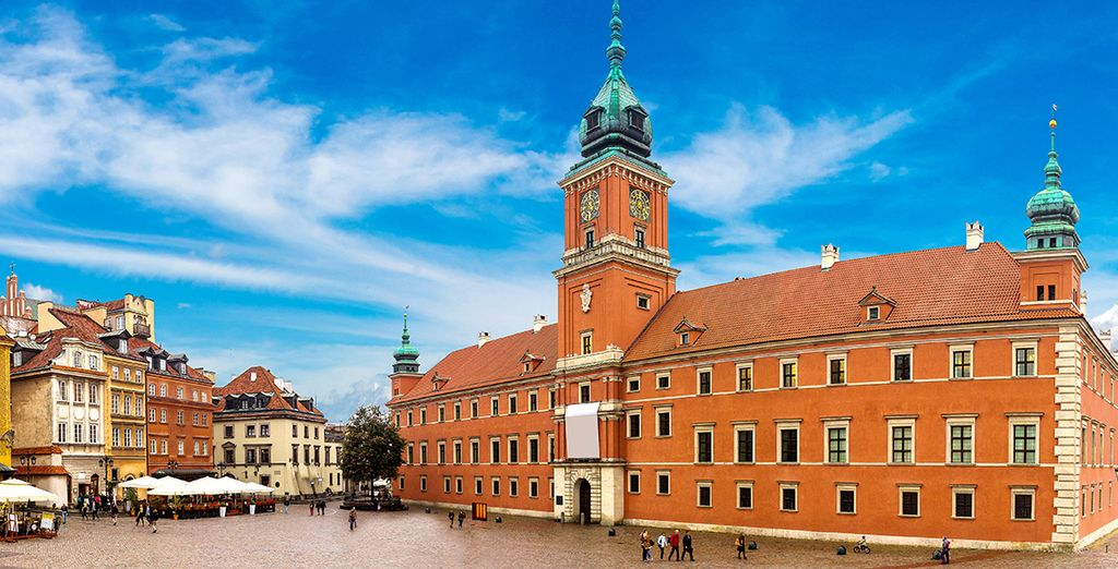 holidays offers to Warsaw