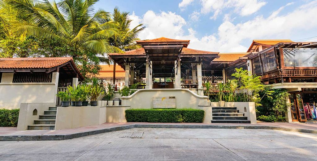 Welcome to Khaolak Oriental Resort 4*
