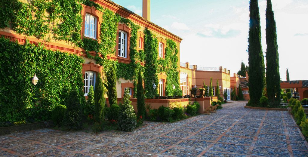 Discover the joys of the Spanish countryside