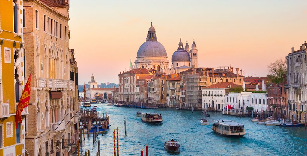 Or Venice!