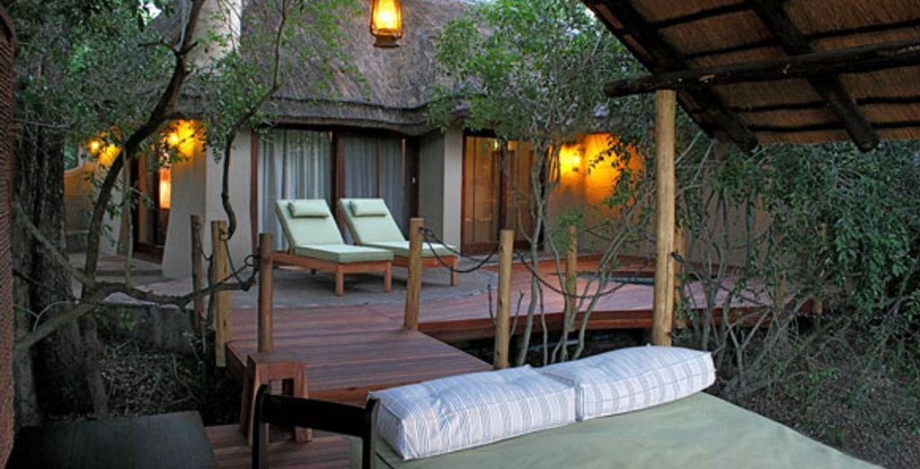 - Jock Safari Lodge***** - Kruger National Park - South Africa Kruger National Park