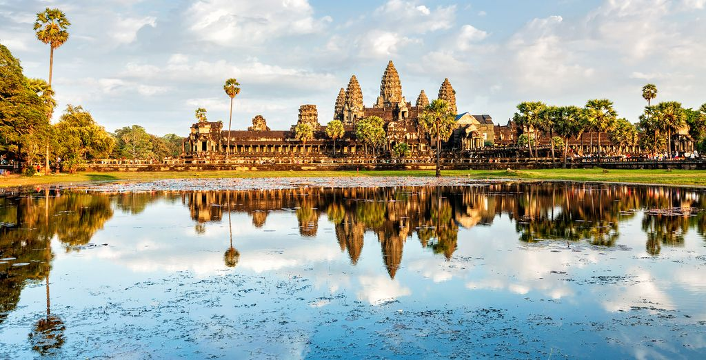Discover the beauty of Indochina