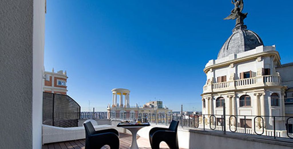 - Hotel Vincci Via 66 **** - Madrid - Spain Madrid
