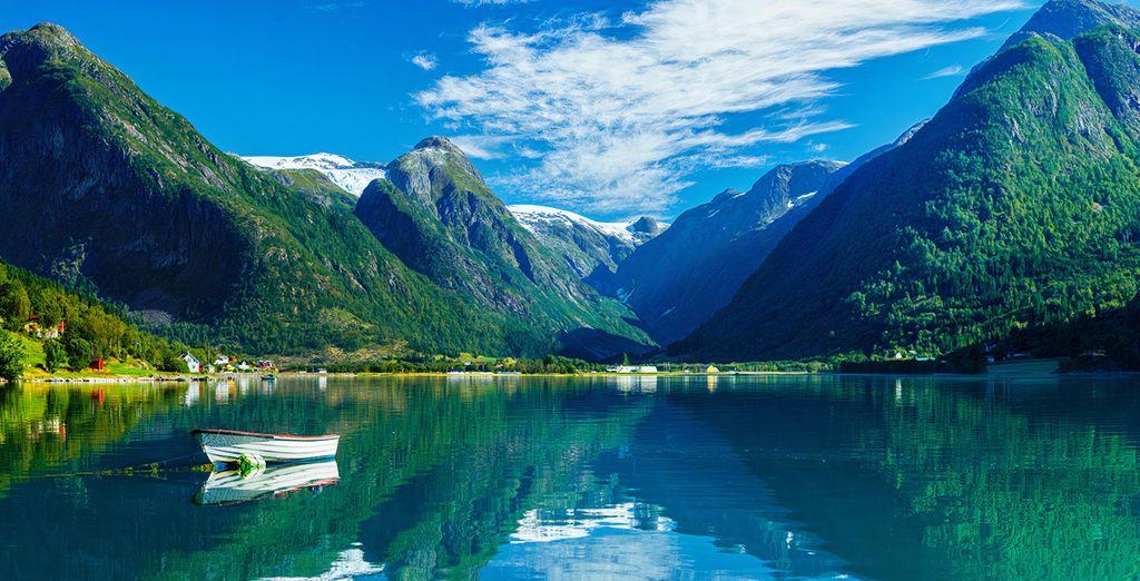 Circuit L'Essentiel des Fjords en été - Norvège version été - Jusqu'à -70%    Voyage Privé