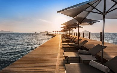 Hotel Swissotel Resort Bodrum Beach 5* mit optionalem Stopover in Istanbul