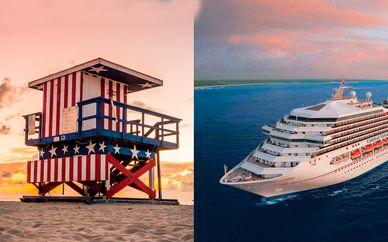 Red South Beach Hotel 4* y crucero en las Bahamas
