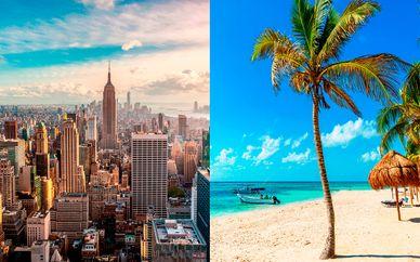 Combinado Parker New York 4* y Barceló Maya Colonial 5*